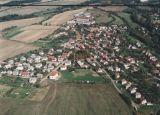 Letecký snímek 1 - Osek